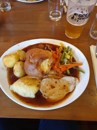 Great pub lunch