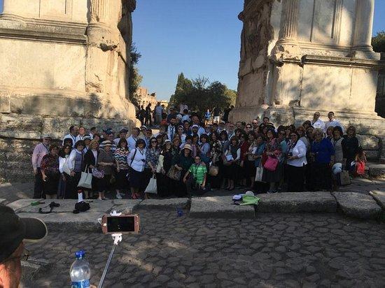 Marco Misano / Jewish Rome Tours