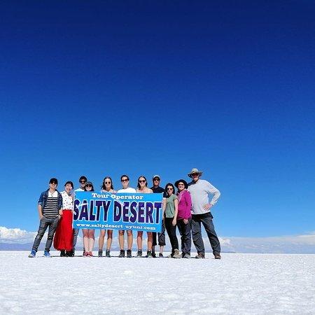 Salty Desert Aventours