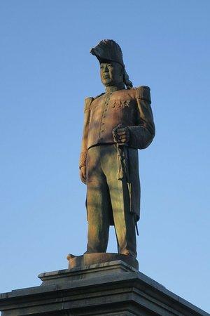 Statue of Masataka Naito