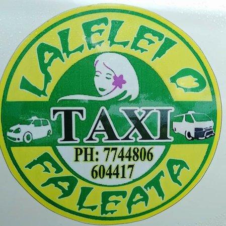 Lalelei o Faleata Taxi Service