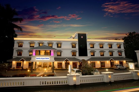 great short stay near kochi airport - review of quality airport hotel