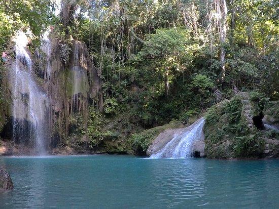 Kawasan Canyoneering: красота