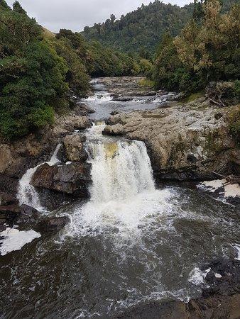 Gisborne, New Zealand: Motu Falls