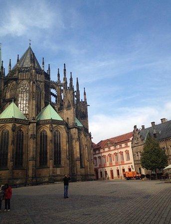 Katedral St. Vitus (Chram svateho Vita): St. Vitus Cathedral