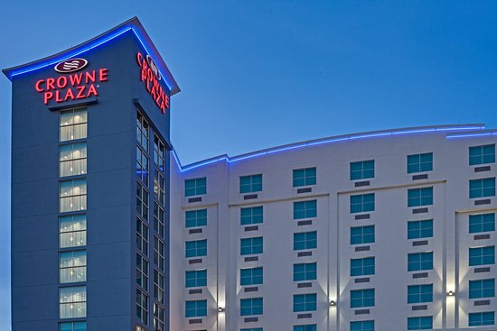 Crowne Plaza Fort Lauderdale Airport / Cruise Port Hotel