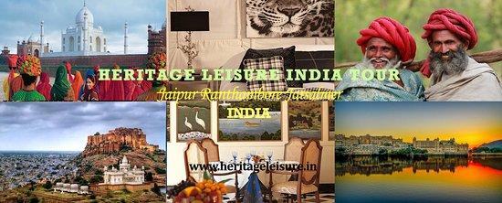 HERITAGE LEISURE INDIA TOUR