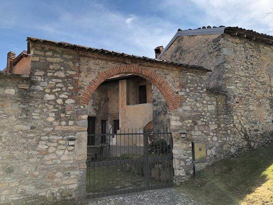 Masciago Primo, إيطاليا: Sentiero Salvatore Furia