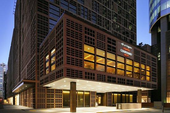 Courtyard by Marriott World Trade Center, Abu Dhabi Hotel
