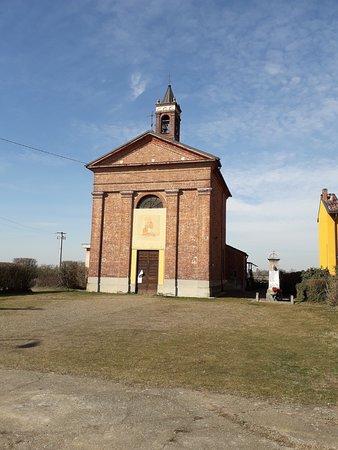 Cassolnovo, Italia: La chiesa