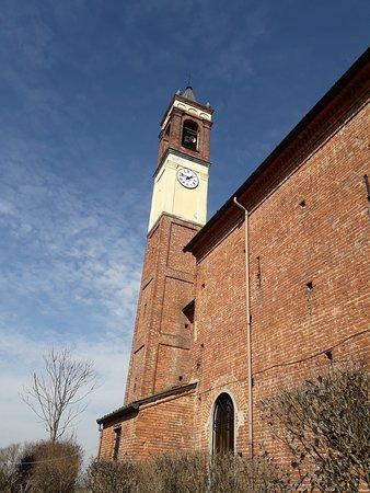 Cassolnovo, Italia: Il campanile