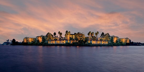 Location is not ideal    - Review of Loews Coronado Bay