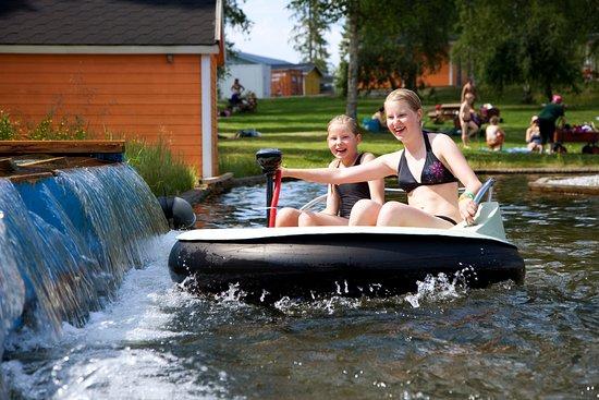 Punkaharju, Finland: Waterpark Kesämaa