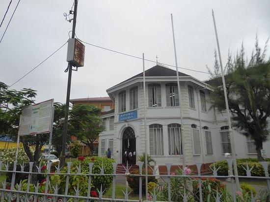National Library of Guyana