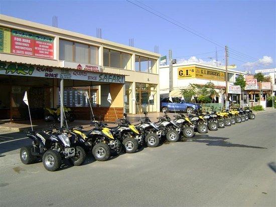 Dhekelia, قبرص: The shop