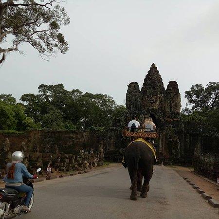 Aventura Camboya