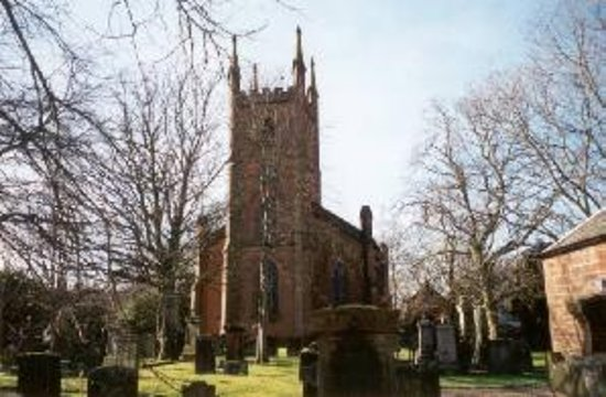 Mauchline church