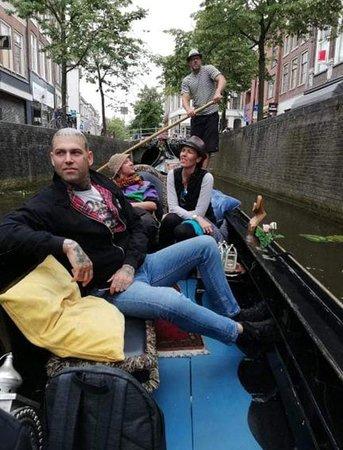Venetian Gondola Tours Leeuwarden Photo