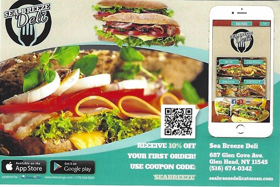 Glen Head, NY: order online or download our app to see our menu specials