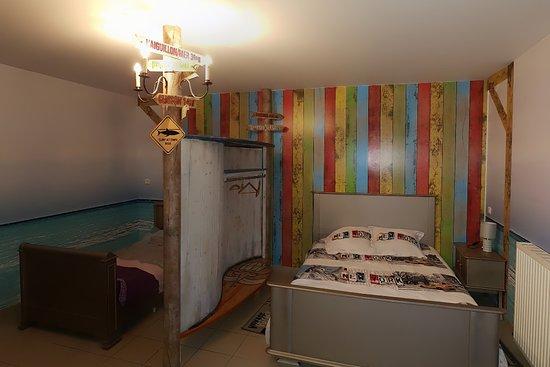 """Chavagnes-en-Paillers, Frankrike: la chambre """"Floride """""""