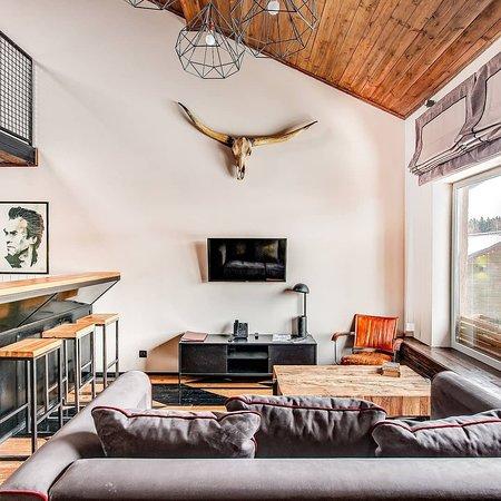 Golikovo, Russia: Наши любимые аппартаменты в AVC