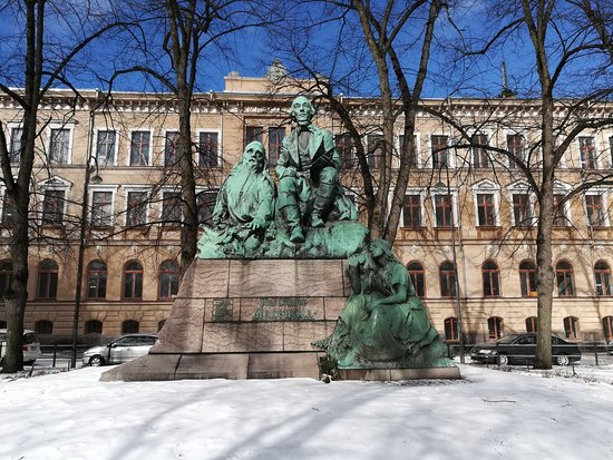 Elias Lonnrot Monument