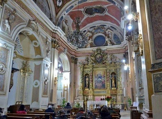 Chiesa della S S Annunziata