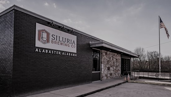 Siluria Brewing is located in the former Alabaster Post Office