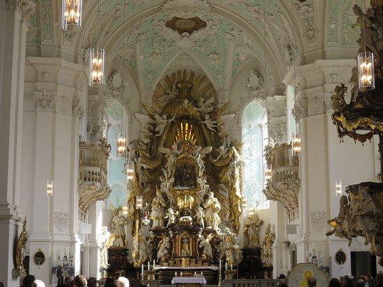 Gossweinstein, Germany: Basilika