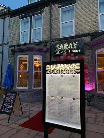 Saray Jesmond Turkish Grill House
