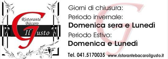Fosso, Włochy: Il cartello esposto fuori dal 1 marzo 2019