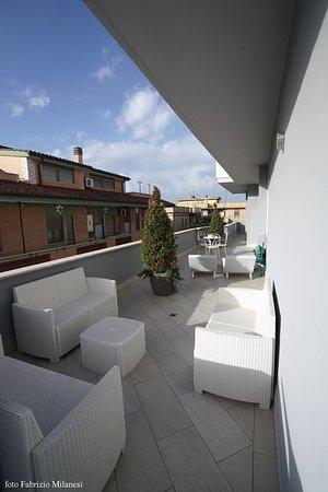 朝食 Picture Of Rome Airport Inn Fiumicino Tripadvisor