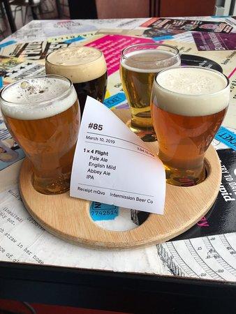 Intermission Beer