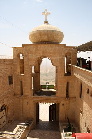 מחוז נינאווה, עיראק: St. Mattai Monastery in Bartella an old Assyrian church/Erbil