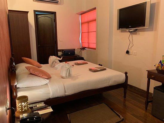 Decent stay in Fort Kochi