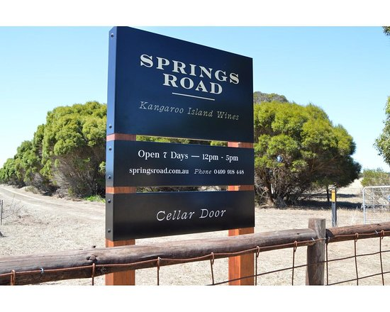 Springs Road Wines