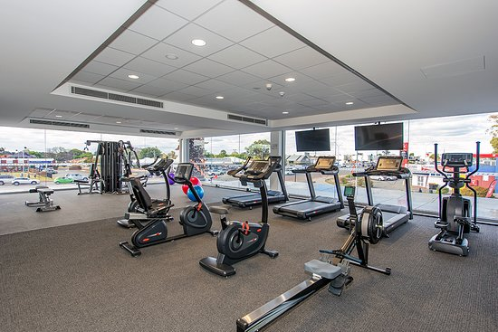 Belmont, Australia: Gym