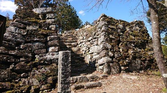 Ichinomiya Castle Ruins