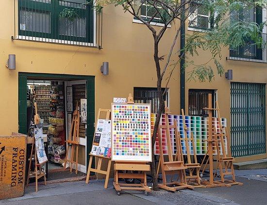 Parkers Sydney Fine Art Supplies