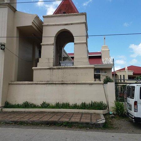 Eastern Samar Province, Filipinas: Church of San Lorenzo de Martir, Balangiga, Eastern Samar