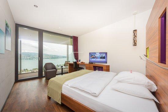 Rüschlikon, Schweiz: Guest room