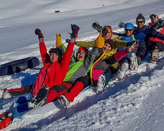 Darbandsar Ski Resort   Parsian Territory, Iran, has been located in the Middle East and in contrary to its neighbors, it has different climates. Dabandsar Ski resort located in Tehran Province and it is a modern ski resort and according to International Ski Federation, it has been known as an international ski resort and hosting the global ski competitions every year.  https://iranviva.com/articles/skiing/skiing-2/