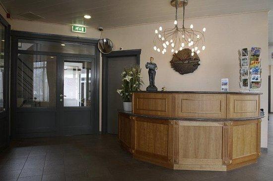 Ossendrecht, The Netherlands: Lobby