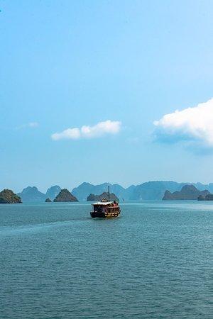 UniCharm cruise of HaLong Bay, best company!