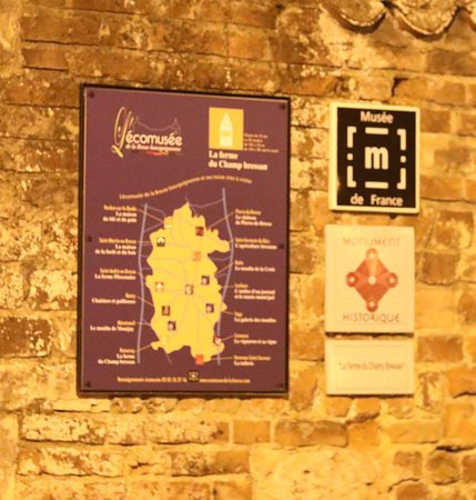 Romenay, Francja: Musée : La ferme du Champ Bressan
