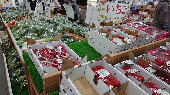 Tori no Umi Fureai Market