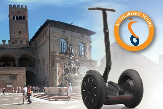 CSTRents - Bologna Segway PT Authorized Tour