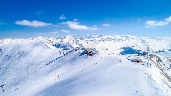 Domaine skiable Risoul - La Forêt Blanche