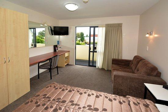 Mosgiel, Nouvelle-Zélande : Guest room