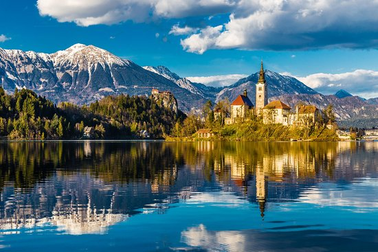 All-In-One Guided Tour of Bled